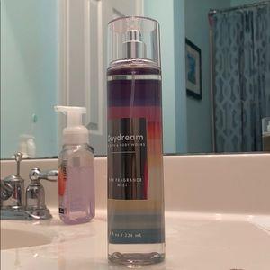bath and body works daydream fine fragrance mist